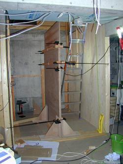 階段仕切り板