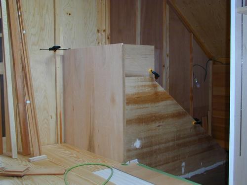 2階仕切り板