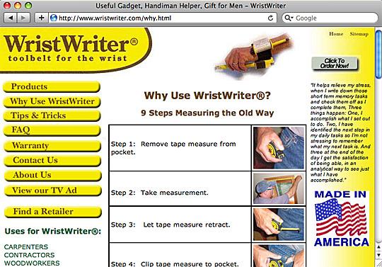 wristwriter